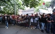 Участники протестов в Тбилиси потребовали отставки правительства