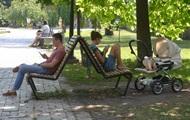 В Украине на выходных спадет жара