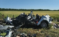 В России в ДТП погибли пять человек, трое из них - дети