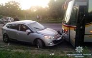 В ДТП с журналистами в Ровно погиб оператор