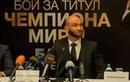 Украинец Головащенко уступил в чемпионском бою