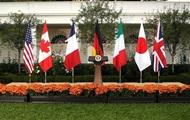 Шесть стран G7 обеспокоены новыми пошлинами США