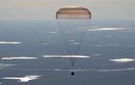 Астронавты МКС вернулись на Землю