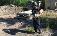 В Южном нашли почти 400 взрывоопасных предметов