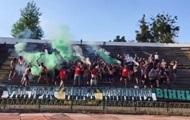В Виннице завели дело из-за свастик на футболках фанатов местного клуба