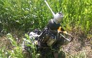 Под Бахмутом сбили беспилотник сепаратистов