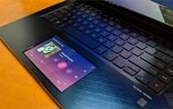 Asus показала ноутбук с тачскрином вместо тачпада