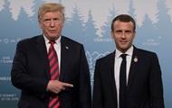 Макрон раскрыл темы дальнейших переговоров G7