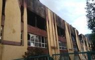 Во Львове горел единственный в Украине стрелковый центр олимпийской подготовки