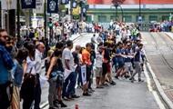 Жители Страны Басков выстроились в живую цепь длиной 202 км