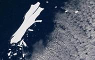 Крупнейший айсберг на Земле полностью растает