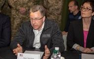 США выступают за миротворцев на Донбассе − Волкер