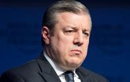 Премьер Грузии подал в отставку