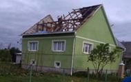 Ураган в Закарпатской области повредил 866 зданий