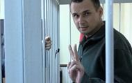 Сенцова увозили в реанимацию