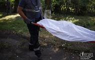 В Кривом Роге у больницы нашли тело девушки без одежды