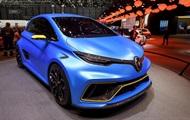 Renault вложит более миллиарда евро в производство электромобилей