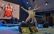 В Ивано-Франковске поручили освятить место выступления полуголых музыкантов