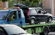 Киев введет крупные штрафы за незаконную парковку