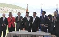 Еврокомиссия рекомендовала начать переговоры о вступлении Македонии в ЕС