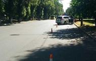 В Никополе водитель насмерть сбил ребенка на переходе и сбежал