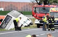 Число пострадавших в ДТП с автобусом в Польше выросло до 29