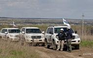 ОБСЕ обнаружила оружие сепаратистов под Донецком