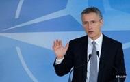Столтенберг заявил об угрозах для НАТО из-за ссоры Трампа с ЕС