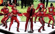 Робби Уильямс объяснил неприличный жест на ЧМ-2018