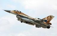 Израиль нанес удар по сектору Газа