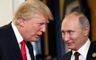 Трамп и Путин могут встретиться в июле – СМИ