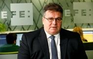 Глава литовского МИД едет в Луганскую область