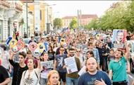 В Румынии протестовали против правительства