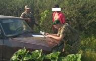 Пограничники открыли огонь по автомобилю в зоне ООС