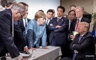Трамп бросил Меркель конфеты на саммите G7 - СМИ