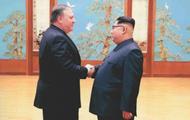 Помпео готовится к скорой встрече с руководством КНДР
