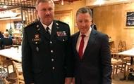 Командувач Нацгвардії зустрівся з Волкером