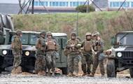 США приостановили военные учения с Южной Кореей