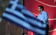 Ципрас вперше за час роботи прем'єром вдягнув краватку
