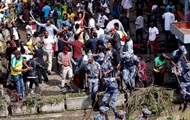 На митинге в Эфиопии прогремел взрыв: ранены более 80 человек