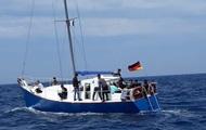 Украинцы на яхте переправляли нелегалов в страны ЕС