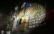 В Борисполе нашли тайник с гранатометами