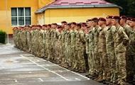 Иностранные инструкторы подготовили батальон украинских десантников