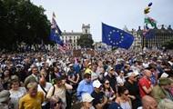 У Лондоні пройшов масовий мітинг за новий референдум по Brexit