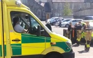 В Ирландии авто въехало в группу людей у церкви