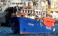 ООН критикует Евросоюз из-за ситуации вокруг судна с беженцами