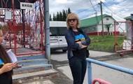 Денісову знову не пускають до Сенцова