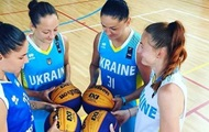 Украинские баскетболистки 3х3 разгромили Ирландию на старте отбора на ЧЕ