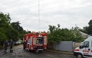 В пяти областях Украины подтоплены жилые дома