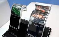 Складной смартфон Samsung получит изогнутую батарею - СМИ